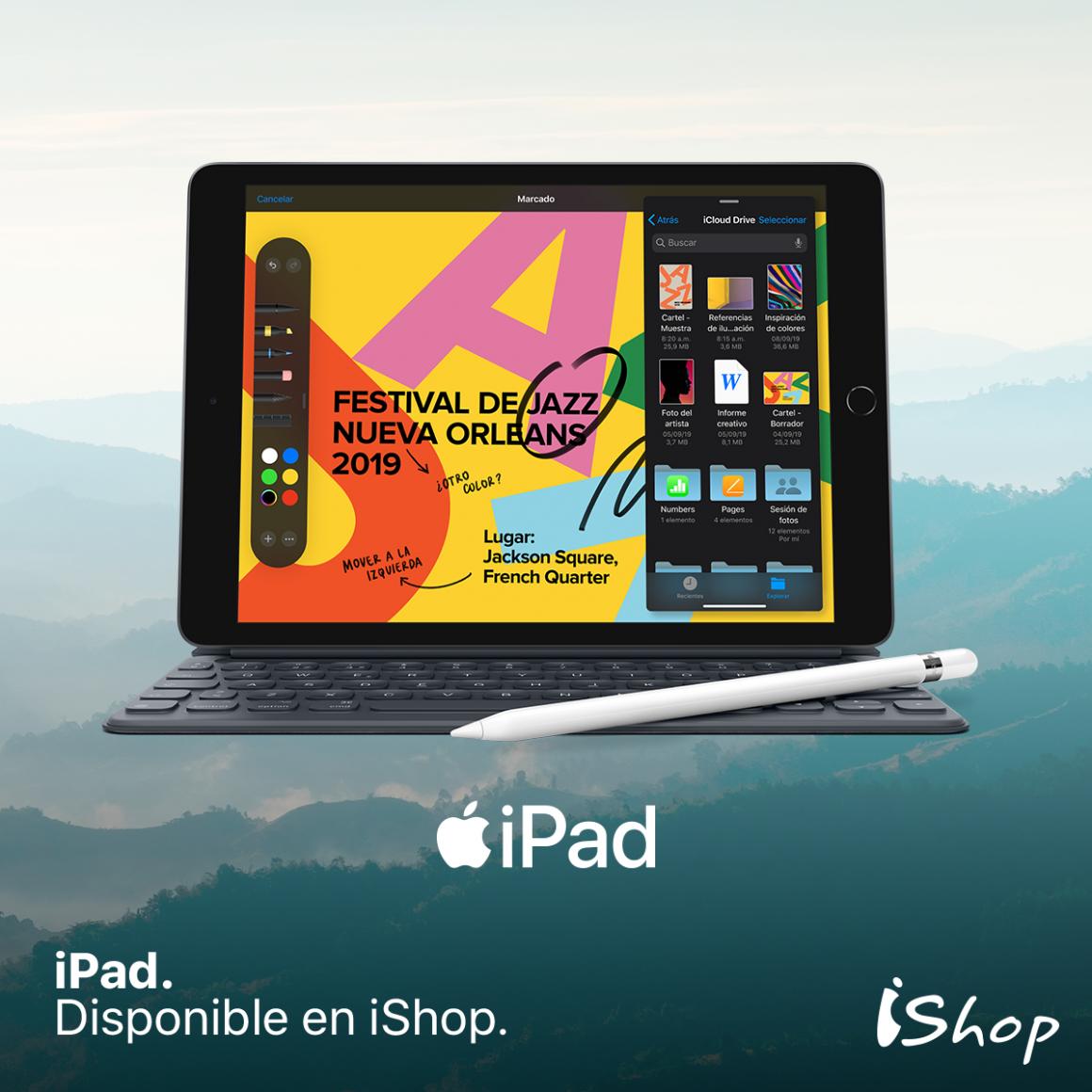 Llego el nuevo iPad!