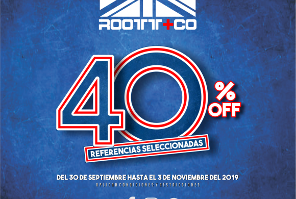40% en Root+Co