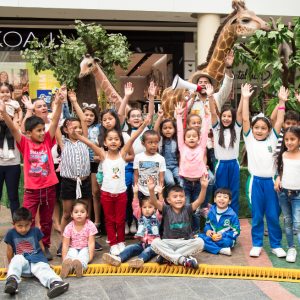 Zoo Campanario, una aventura salvaje en Campanario