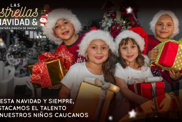 LOS NIÑOS, NUESTRAS ESTRELLAS DE NAVIDAD
