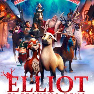 Elliot el pequeño reno