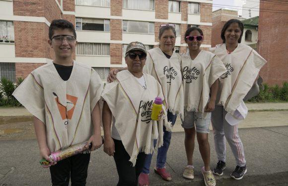 Campanario se unió a las tradiciones culturales de Popayán