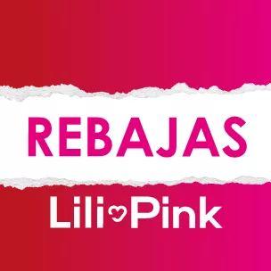 Rebajas en Lili Pink!