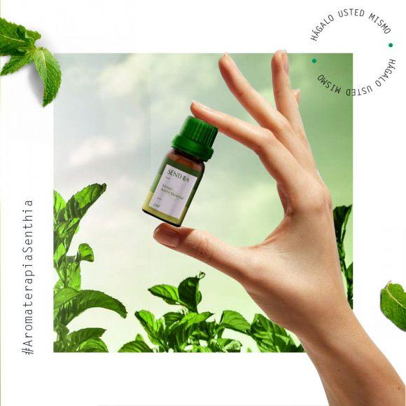 Aromaterapia!