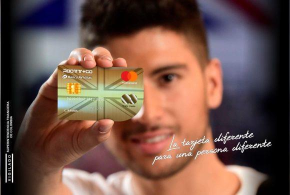 Nueva tarjeta de crédito!