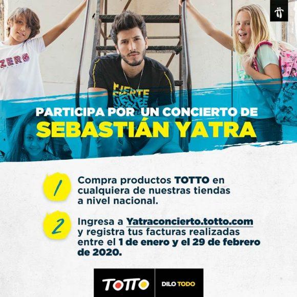 Concurso Yatra!