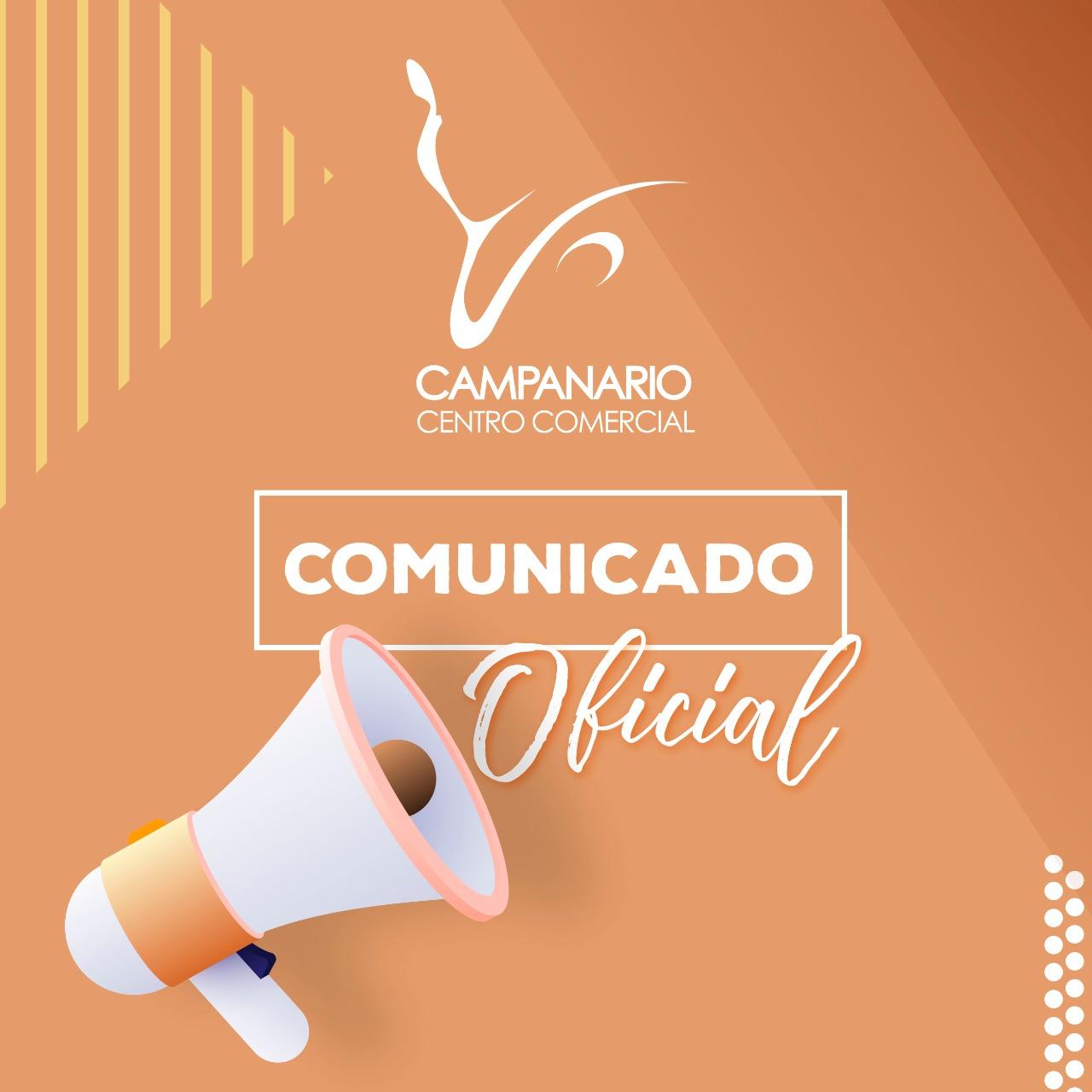 Comunicado No. 01 – Covid 19, Coronavirus