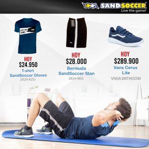 Oferta especial Sand Soccer