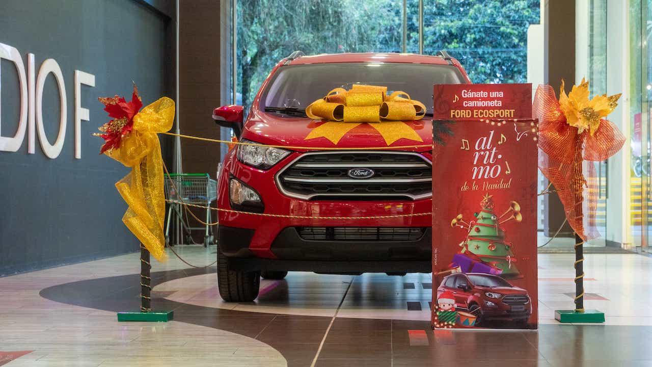 Inicia el 2021, con una camioneta Ford EcoSport 2021 0 kms