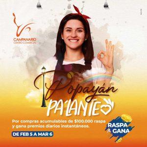 Pa'lante Popayán